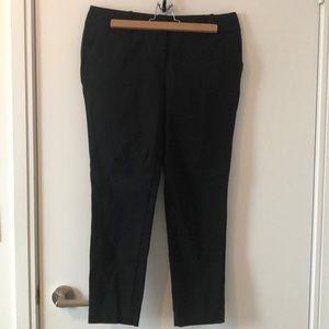 🔥4/$20🔥 Ann Taylor Black Pencil Dress Pant